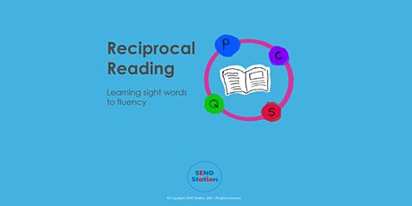 Reciprocal Reading - Developing Comprehension tickets