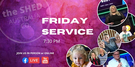 Friday Service  | 12 MARCH 2021 tickets