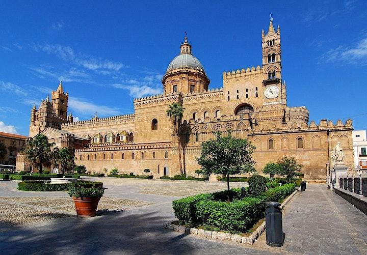Virtual Tour of Palermo and Taormina Sicily image