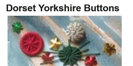 Dorset Yorkshire Buttons tickets