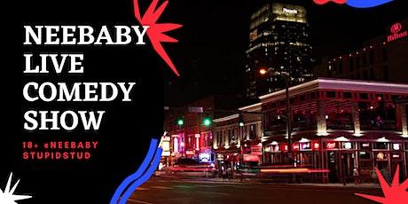 NeeBaby Presents No Spoons Live Comedy Show tickets