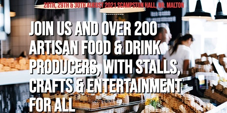 The Great Northern Food & Drink Festival - 28/29/30th August 2021 tickets