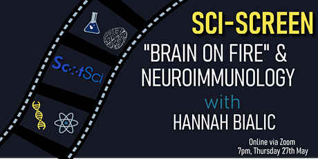 Sci-Screen: Brain on Fire & Neuroimmunologuy tickets