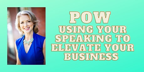 Accredited Speaker Rochelle Rice Certified Speaking Professional tickets