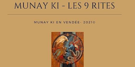 Munay Ki - Les 9 rites (première partie) billets