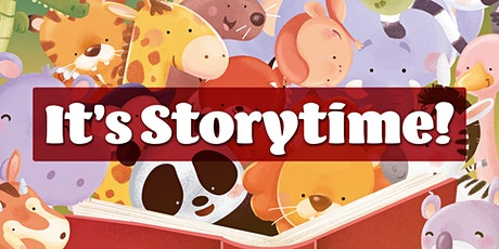 Storytime For Kids! tickets