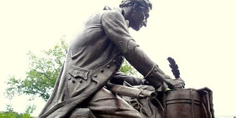 Britain's greatest radicals: No. 1, Thomas Paine. Zoom tour with Ed Glinert entradas