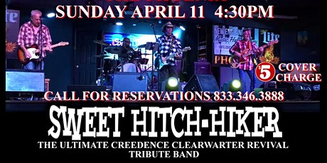 Sweet Hitch-Hiker CCR Tribute Live at The Phoenix tickets