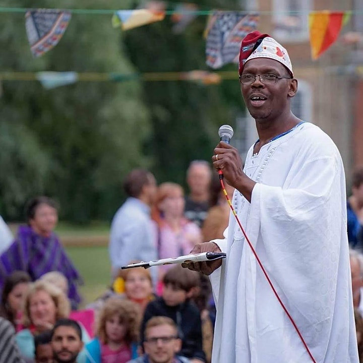 BEGINNERS T'ai Chi Ch'üan Weekly ONLINE with Dr Olu Taiwo image