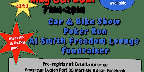 American Legion Post 35 Car & Bike Show tickets
