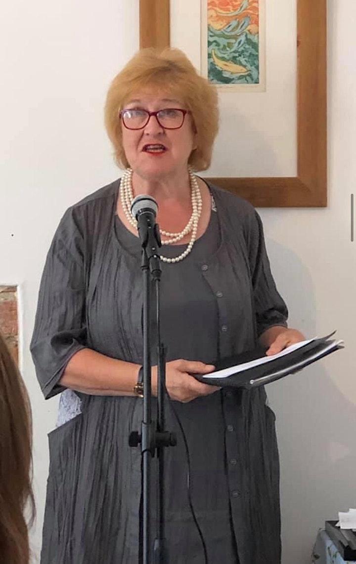 Telling Tales, online storytelling workshop with Liz Weir image