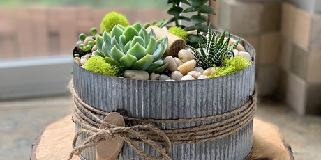 Succulent Bowls @The Creamery Co. tickets