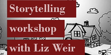 Telling Tales, online storytelling workshop with Liz Weir tickets