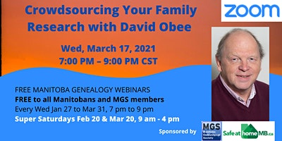 12- Crowdsourcing Your Family Research
