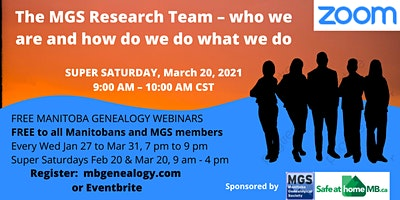 13- The MGS Research Team – who we are and how do we do what we do