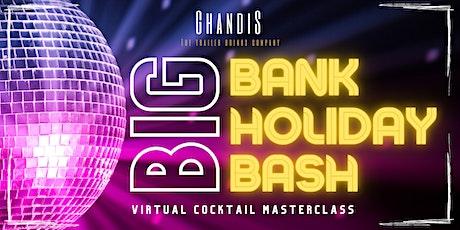 Bank Holiday Virtual Cocktail Masterclass tickets