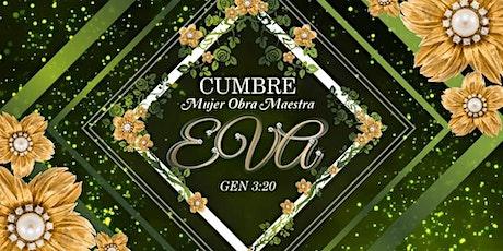 Cumbre Eva 2021 tickets
