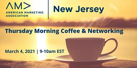 Thursday Morning Coffee & Networking tickets