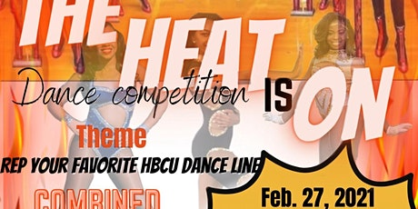 The 5th Annual The Heat Is On Dance Competition tickets
