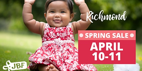 Richmond Spring 2021 Public Shopping Ticket (FREE) tickets