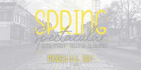 Bank Street Spring Spectacular tickets