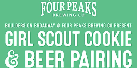 Four Peaks Brewing beer & cookie pairing:  hosted by Boulders On Broadway tickets