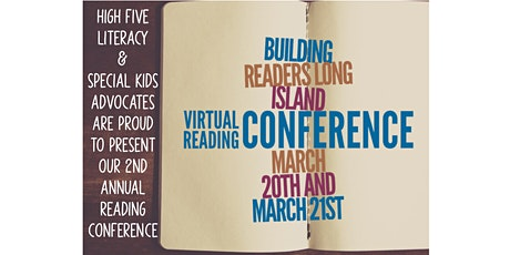 Building Readers Long Island Virtual Reading Conference tickets