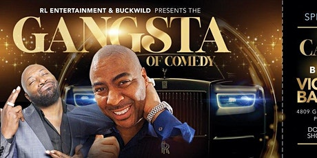 One Night Only With Comedian Capone & Friends tickets