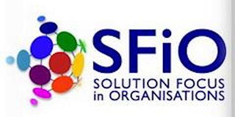 """SFiO online  """"Wie werde ich eine bemerkenswerte Führungskraft"""" 2.Juli 2021 Tickets"""