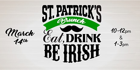 St. Patrick's Day Brunch tickets