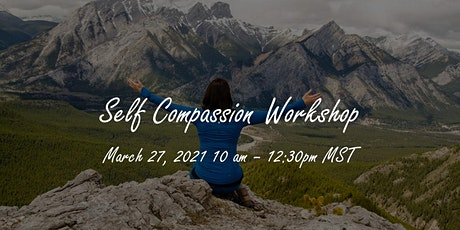 Building Resilience through Self Compassion tickets