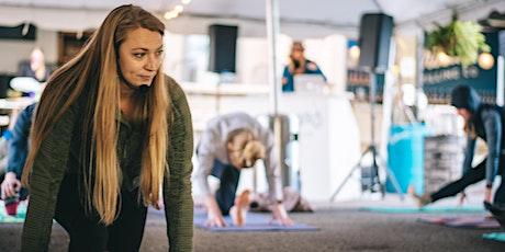 Yoga + Brunch tickets