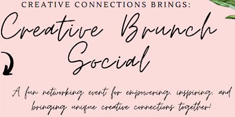 Creative Brunch Social tickets