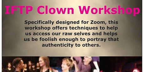 IFTP Online Clown Workshop tickets