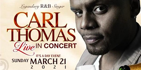 CARL THOMAS LIVE IN CONCERT tickets