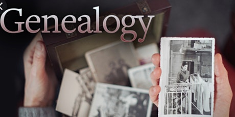 Discovering Your Roots: An Introduction to Genealogy Free Workshop tickets