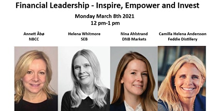 Financial Leadership -Inspire, Empower and Invest tickets