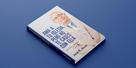 Lanzamiento de Libro - Autor Jose R. Arce tickets