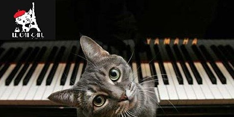Le Cat Cafe Presents: Virtual Quizzo Fundraiser/Tabby Trivia Anniversary!! tickets