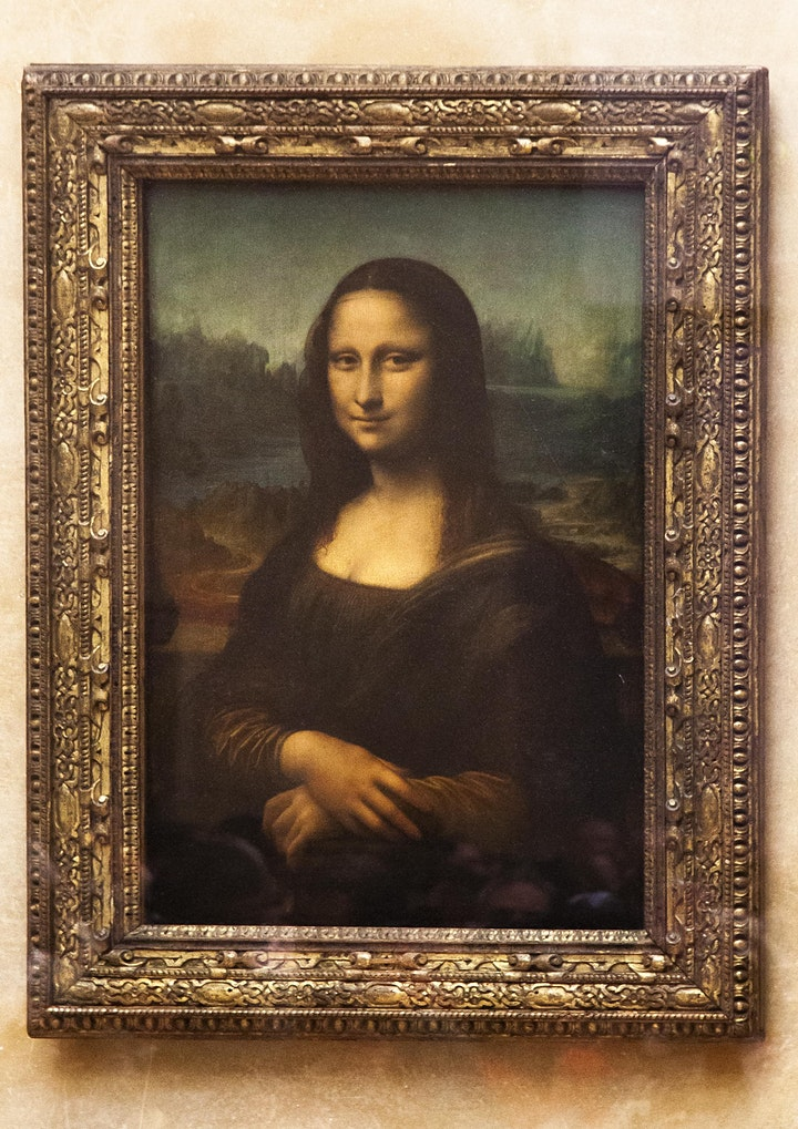 Online Virtual Tour of the Louvre, The World's Largest Art Museum image