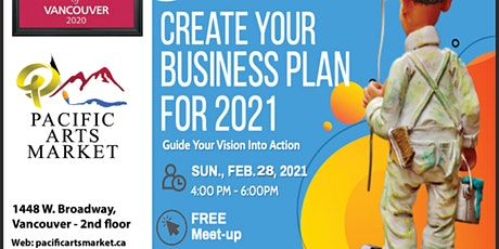 Copy of Business Planning 2021 tickets