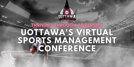 Sport Management Conference - University of Ottawa Sports Business Club tickets