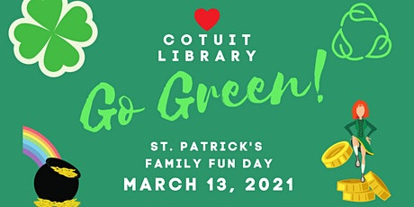 Go Green! St. Patrick's Family Fun Day tickets