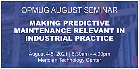 Making Predictive Maintenance Relevant in Industrial Practice tickets