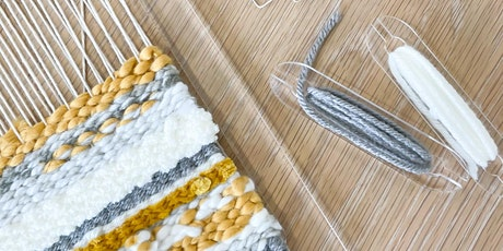 Tapestry Weaving with Amy Huser - Zoom tickets