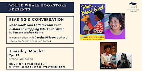 Reading & Conversation: Tamara Winfrey-Harris & Deesha Philyaw tickets