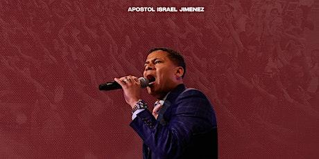 Activación Sobrenatural con Apostol Israel Jimenez tickets