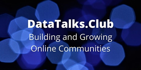 Building and Growing Online Communities tickets
