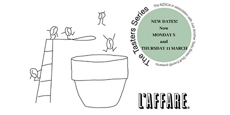 Tasters Series V2, Palmerston North, Ebony Coffee Roasters tickets
