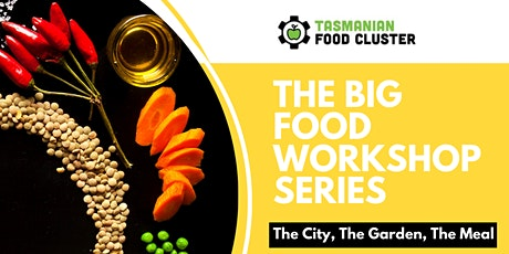 The Big Food Workshop Series- The City, Food system transformation tickets